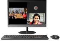 """Моноблок Lenovo V130-20IGM 19.5"""" HD P J5005/4Gb/500Gb 7.2k/CR/noOS/WiFi/BT/клавиатура/мышь/черный"""