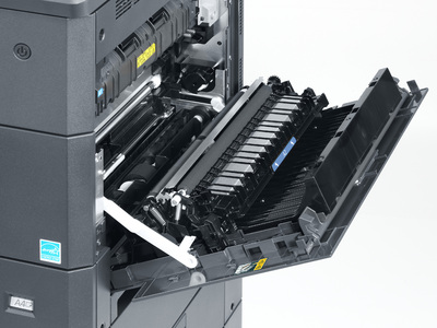 МФУ лазерный Kyocera TASKalfa 2200 (без крышки Type H) (1102NN3NL0) A3 серый