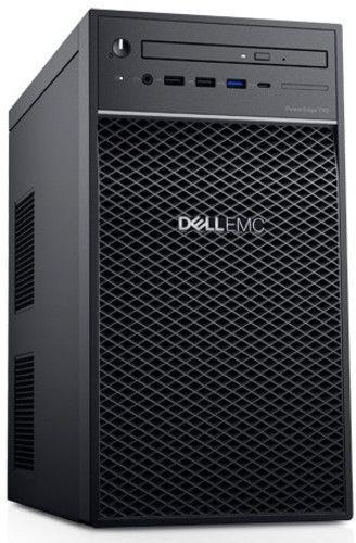 "Сервер Dell PowerEdge T40 1xE-2224G 1x8GbUD x3 1x1Tb 7.2K 3.5"" SATA RW 1G 1P 1x290W 1Y NBD Cabled (210-ASHD-01)"