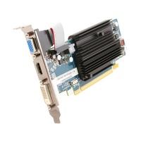 Видеокарта Sapphire PCI-E 11190-09-10G AMD Radeon HD 6450 2048Mb 64bit DDR3 625/1334 DVIx1/HDMIx1/CRTx1 oem low profile