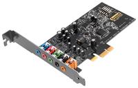 Звуковая карта Creative PCI-E Audigy FX 5.1 Ret