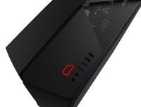 Корпус NZXT Noctis 450 черный/красный без БП ATX 7x120mm 5x140mm 2xUSB2.0 2xUSB3.0 audio bott PSU