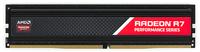 Память DDR4 4Gb 2133MHz AMD R744G2133U1S-UO OEM PC4-17000 CL15 DIMM 288-pin 1.2В