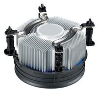 Устройство охлаждения(кулер) Deepcool Theta 21 Soc-1150/1151/1155/ 3-pin 26dB Al 95W 370gr Ret