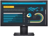 "Монитор Dell 19.5"" E2020H черный TN LED 16:9 матовая 250cd 170гр/160гр 1600x900 D-Sub DisplayPort HD READY 2.94кг"