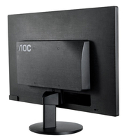 "Монитор AOC 19.5"" Value Line e2070Swn (00/01) черный TN+film LED 5ms 16:9 матовая 200cd 1600x900 D-Sub HD READY 2.11кг"