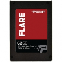 "Накопитель SSD Patriot SATA III 60Gb PFL60GS25SSDR Flare 2.5"""