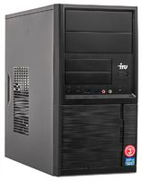 ПК IRU Office 313 MT i3 7100 (3.9)/4Gb/1Tb 7.2k/HDG630/Free DOS/GbitEth/400W/черный