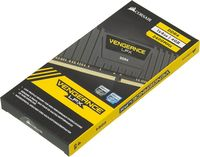 Память DDR4 4Gb 2400MHz Corsair CMK4GX4M1D2400C14 RTL PC4-19200 CL14 DIMM 288-pin 1.2В
