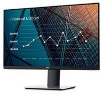 "Монитор Dell 27"" P2719H черный IPS LED 8ms 16:9 HDMI матовая HAS Pivot 1000:1 300cd 178гр/178гр 1920x1080 D-Sub DisplayPort FHD USB"