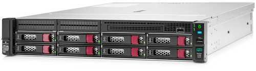 Сервер HPE ProLiant DL180 Gen10 1x3204 1x16Gb S100i 1G 2P 1x500W 8LFF (P19562-B21)