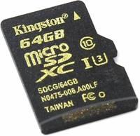 Флеш карта microSDXC 64Gb Class10 Kingston SDCG/64GBSP w/o adapter