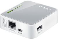 Роутер беспроводной TP-Link TL-MR3020 N300 10/100BASE-TX/4G ready белый