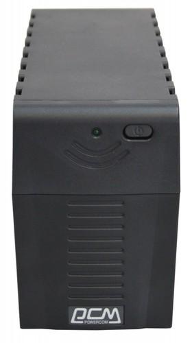 Источник бесперебойного питания Powercom Raptor RPT-1000A 600Вт 1000ВА черный