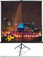Экран на треноге Elite Screens 152x152см Tripod T85UWS1 1:1 напольный рулонный черный
