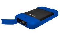 """Жесткий диск A-Data USB 3.0 2Tb AHD700-2TU3-CBL HD700 DashDrive Durable (5400rpm) 2.5"""" синий"""