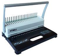 Переплетчик Kobra Qeenbind H500 A4/перф.14л.сшив/макс.500л./пластик.пруж.-51мм)