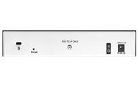 Коммутатор D-Link DGS-1100-10/ME/A 8G 2GBIC настраиваемый