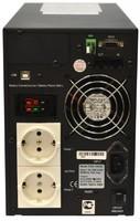 Источник бесперебойного питания Powercom Vanguard VGS-1500XL 1350Вт 1500ВА черный