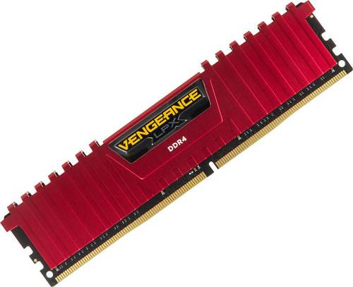 Память DDR4 8Gb 2400MHz Corsair CMK8GX4M1A2400C16R RTL PC4-19200 CL16 DIMM 288-pin 1.2В