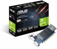 Видеокарта Asus PCI-E GT710-SL-1GD5 nVidia GeForce GT 710 1024Mb 32bit GDDR5 954/5012 DVIx1/HDMIx1/CRTx1/HDCP Ret
