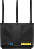 Роутер беспроводной Asus RT-AC65P AC1750 10/100/1000BASE-TX черный