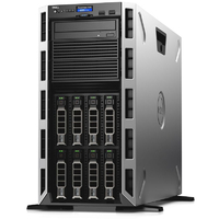 "Сервер Dell PowerEdge T430 1xE5-2620v3 1x8Gb 2RRD x8 1x1Tb 7.2K 3.5"" SATA RW H730 iD8En+PC 5720 2P 1x750W 3Y NBD (210-ADLR-11)"