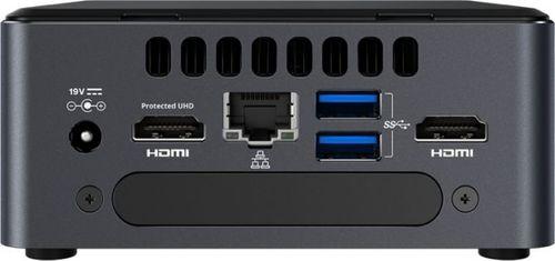 Платформа Intel NUC Original BLKNUC7i3DNH2E 2xDDR4