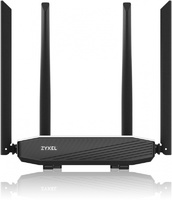 Роутер беспроводной Zyxel NBG6615-EU0101F AC1200 10/100/1000BASE-TX белый