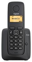 Р/Телефон Dect Gigaset A120A черный автооветчик АОН
