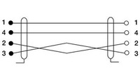 Кабель-удлинитель Hama 00045027 USB A(m) USB A(f) 1.8м серый
