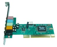 Звуковая карта PCI VIA Tremor (VIA VT1723) 5.1 bulk