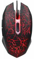Мышь Oklick 895G HELLFIRE черный оптическая (2400dpi) USB игровая (5but)