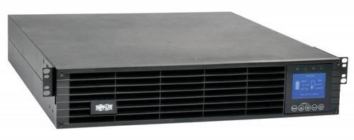 Источник бесперебойного питания Tripplite SmartOnline SUINT2200LCD2U 1980Вт 2200ВА черный