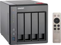 Сетевое хранилище NAS Qnap TS-451+-8G 4-bay