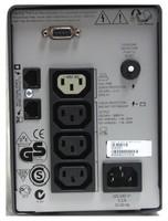 Источник бесперебойного питания APC Smart-UPS SC SC420I 260Вт 420ВА черный