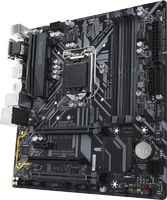 Материнская плата Gigabyte B360M D3H Soc-1151v2 Intel B360 4xDDR4 mATX AC`97 8ch(7.1) GbLAN+VGA+DVI+HDMI+DP