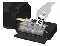 Принтер струйный Epson L1300 (C11CD81402 ) A3 USB черный