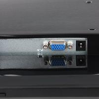 "Монитор Philips 19.5"" 206V6QSB6 (10/62) черный IPS LED 5ms 16:10 матовая 10000000:1 250cd 1440x900 D-Sub 2.28кг"