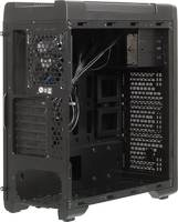 Корпус Thermaltake Versa C21 RGB черный без БП ATX 4x120mm 2x140mm 2xUSB2.0 1xUSB3.0 audio bott PSU