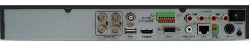 Видеорегистратор Hikvision HiWatch DS-H204U(B)