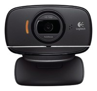 Камера Web Logitech HD Webcam B525 черный 2Mpix USB2.0 с микрофоном