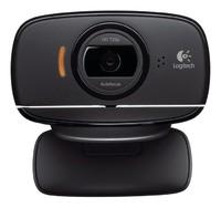 Камера Web Logitech HD Webcam B525 черный 2Mpix USB2.0 с микрофоном