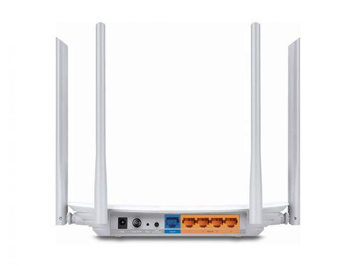 Роутер беспроводной TP-Link Archer C50(RU) AC1200 10/100BASE-TX белый