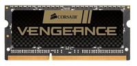 Память DDR3 4Gb 1600MHz Corsair CMSX4GX3M1A1600C9 RTL PC3-12800 CL9 SO-DIMM 204-pin 1.5В