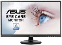 "Монитор Asus 23.8"" VA249NA черный VA LED 16:9 DVI матовая 250cd 1920x1080 D-Sub FHD 3.7кг"