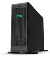 "Сервер HPE ProLiant ML350 Gen10 1x3204 1x8Gb 3.5"" S100i 1G 4P 1x500W (P11048-421)"