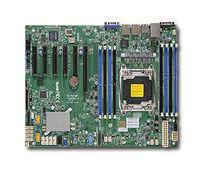 Материнская Плата SuperMicro MBD-X10SRI-F-B Soc-2011 iC612 ATX 8xDDR4 10xSATA3 SATA RAID iI350-AM2 2хGgbEth bulk