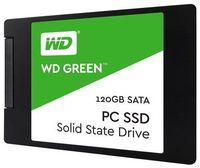 "Накопитель SSD WD Original SATA III 120Gb WDS120G2G0A Green 2.5"""