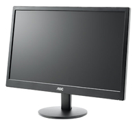 "Монитор AOC 18.5"" Value Line e970Swn (/01) черный TN+film LED 5ms 16:9 матовая 200cd 1366x768 D-Sub"